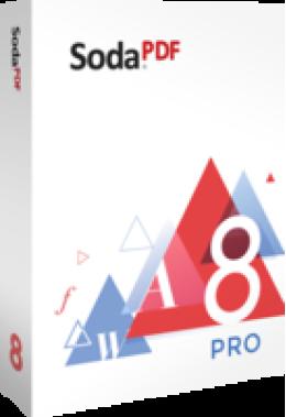 Soda PDF 8 Professional - Promo code