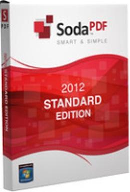 Soda PDF Standard 2012