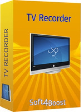 Soft4Boost TV Recorder