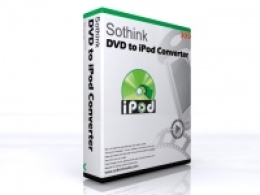 Sothink DVD to iPod Converter