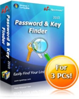 Spotmau Password & Key Finder 2010(Special Sale)