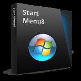Startmenü 8 PRO (1 Jahresabonnement / 3 PCs)