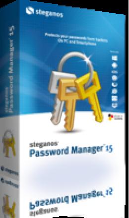 Steganos Password Manager 15 (PT)