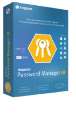 Steganos Password Manager 18 (ES)