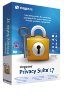 Steganos Privacy Suite 17 (ES)