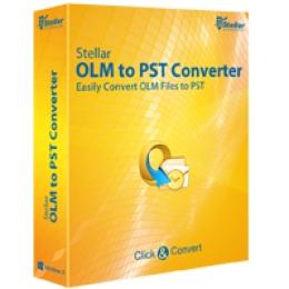 Stellar OLM to PST Converter - Einzellizenz
