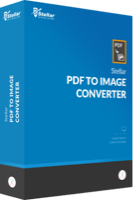 Stellar PDF to Image Converter - Mac