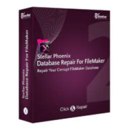 Stellar Phoenix Database Repair For FileMaker