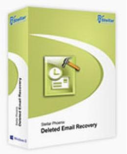 Stellar Phoenix eliminó la recuperación de correo electrónico
