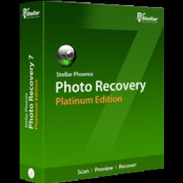 Stellar Phoenix Photo Recovery Platinum Mac