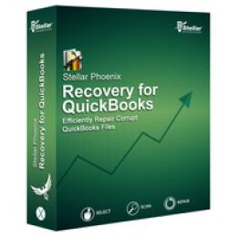 Stellar Phoenix Recovery para QuickBooks (Mac)