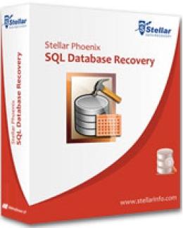 Logiciel Stellar Phoenix SQL Recovery