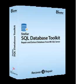 Stellar SQL Database Toolkit