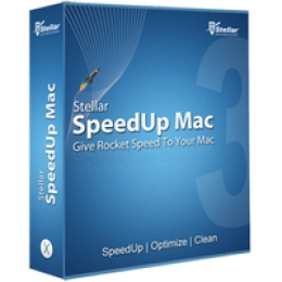 Stellar Speedup Mac - Licencia única