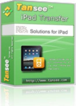 Tansee iPad Transfer