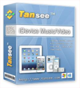 Tansee iPhone/iPad/iPod Music&Video Transfer