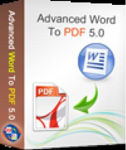 Tenorshare Advanced Word a PDF para Windows