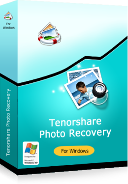 Tenorshare Photo Recovery for Windows