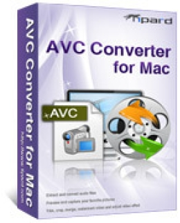 Tipard AVC Converter for Mac