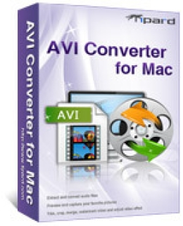 Tipard AVI Converter for Mac