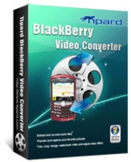 Tipard BlackBerry Video Converter