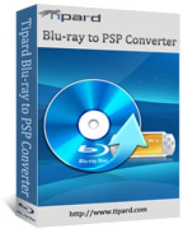 Tipard Blu-ray to PSP Converter
