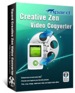 Tipard Creative Zen Video Converter