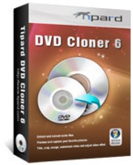 15% Off Tipard DVD Cloner 6 Promo Code