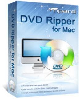 Tipard DVD Ripper für Mac