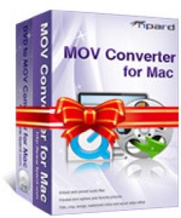 Tipard DVD to MOV Suite für Mac