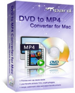 Tipard DVD to MP4 Converter for Mac