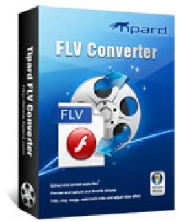 15% Tipard FLV Converter Voucher