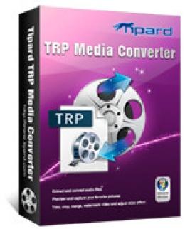 Tipard TRP Media Converter