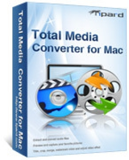 Tipard Total Media converter for Mac