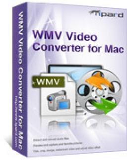 Tipard WMV Video Converter für Mac