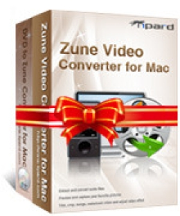 Tipard Zune Converter Suite for Mac