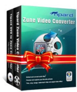 Tipard Zune Converter Suite