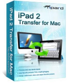 Tipard iPad 2 Transfer for Mac