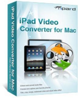 Tipard iPad Video Converter pour Mac
