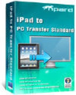 Transferencia de iPad a PC de Tipard