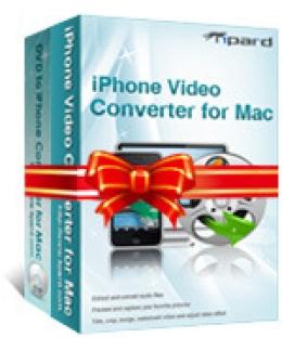Tipard iPhone Converter Suite pour Mac
