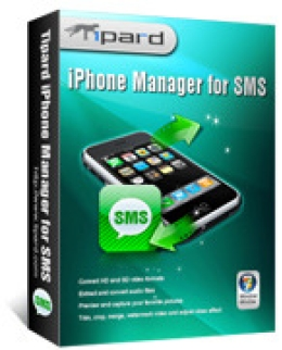 Tipard iPhone Manager für SMS