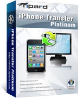 Tipard iPhone Transfer Platinum