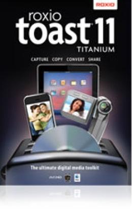 Toast Titanium 11 -Download