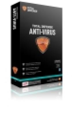 Anti-Virus de Defensa Total 3PCs NZ 2 Año