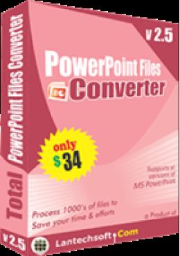 Insgesamt Power Point-Dateien Converter