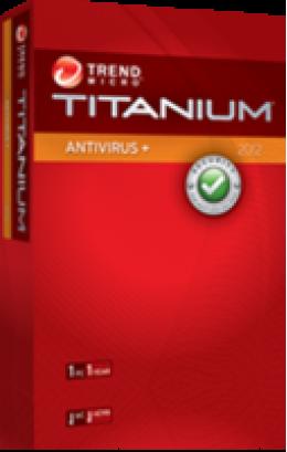 TrendMicro Titanium Antivirus +