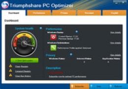 Triumphshare PC Optimizer - 3 PC