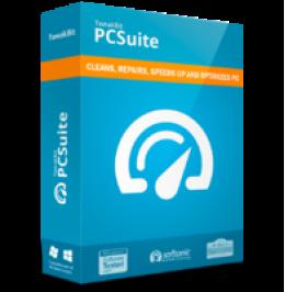 TweakBit PCSuite and TweakBit PCBooster