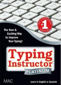 Typing Instructor Platinum - Mac